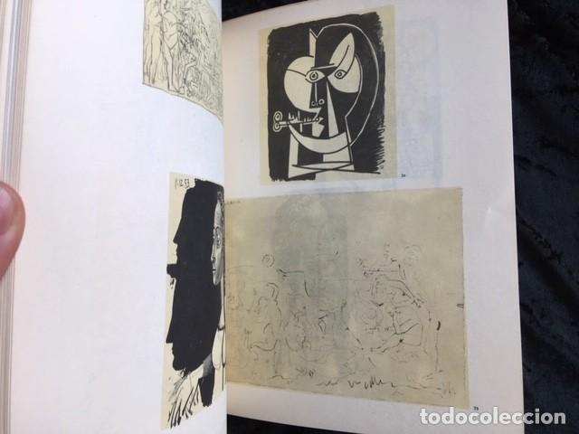 Arte: PICASSO - DIBUJOS - GOUACHES - ACUARELAS - SALA GASPAR 1961 - Foto 8 - 154838522