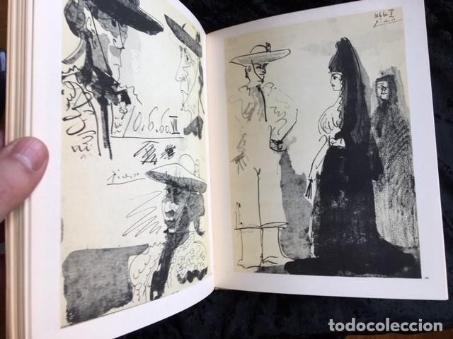 Arte: PICASSO - DIBUJOS - GOUACHES - ACUARELAS - SALA GASPAR 1961 - Foto 11 - 154838522