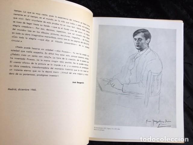 Arte: PICASSO - DIBUJOS - GOUACHES - ACUARELAS - SALA GASPAR 1961 - Foto 12 - 154838522