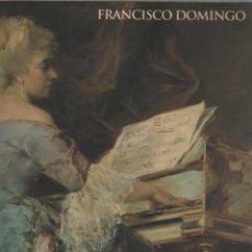 Arte: FRANCISCO DOMINGO. VARIOS. FUNDACIÓN BANCAJA. VALENCIA, 1998. Lote 154954646