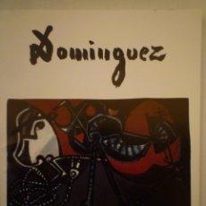 Arte: SURREALISMO. OSCAR DOMÍNGUEZ. JORGE ONTIVEROS ARTE CONTEMPORÁNEO. 1989. Lote 155208858