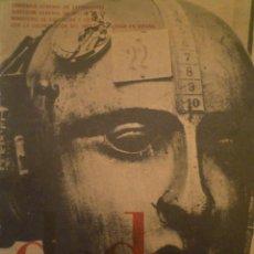 Arte: DADA. 1916-1966. HANS RICHTER. MUSEO DE ARTE MODERNO DE BARCELONA. 1973. Lote 155210082