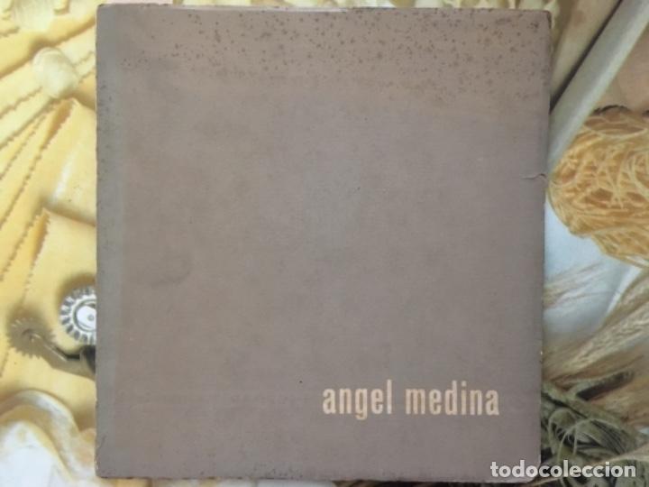 CATALOGO ANGEL MEDINA, 1959, ATENEO MADRID (Arte - Catálogos)