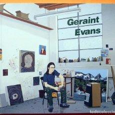 Arte: GERAINT EVANS - CATÁLOGO DE EXPOSICIÓN - MUSEO DA2 - 2003 - NUEVO. Lote 155542062