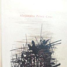 Arte: ALEJANDRO PÉREZ CRUZ. BB.AA. SAN CARLOS. VALENCIA, 1999. Lote 155785144