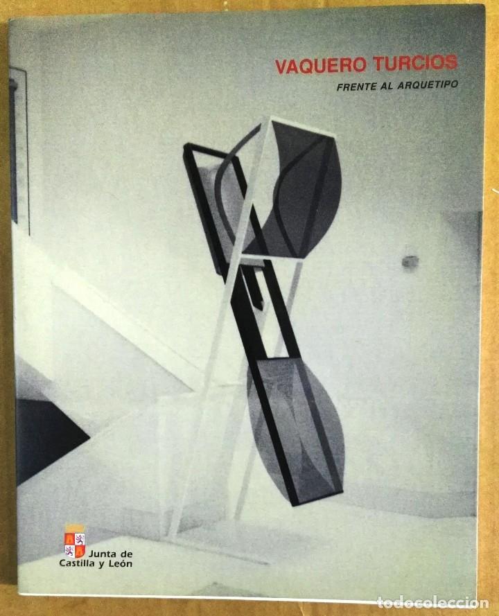 Arte: Vaquero Turcios. Frente al arquetipo. Junta de Castilla y León, Exposición itinerante, 1996-97 - Foto 2 - 156193330