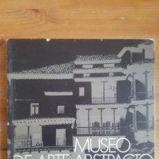 Arte: MUSEO DE ARTE ABSTRACTO ESPAÑOL. CUENCA. FIRMA DE UNO DE LOS PROMOTRES. 1969 SIN PAGINAR. Lote 156653670