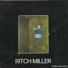 Arte: RITCH MILLER, SALA PELAIRES 1976. PALMA DE MALLORCA. Lote 158602002