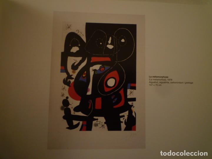 Arte: JOAN MIRÓ. GALERIA D'ANTIRETRATS. ITINERANTE. 2000 - Foto 2 - 158776078