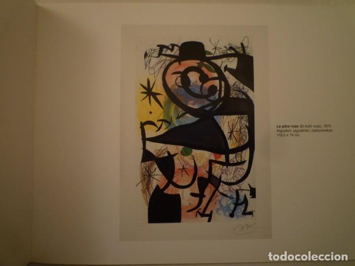 Arte: JOAN MIRÓ. GALERIA D'ANTIRETRATS. ITINERANTE. 2000 - Foto 4 - 158776078