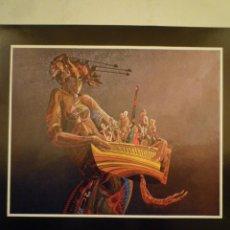 Arte: JESÚS CARLES VILALLONGA. DAU AL SET GALERIA D'ART. 1979. Lote 158809478