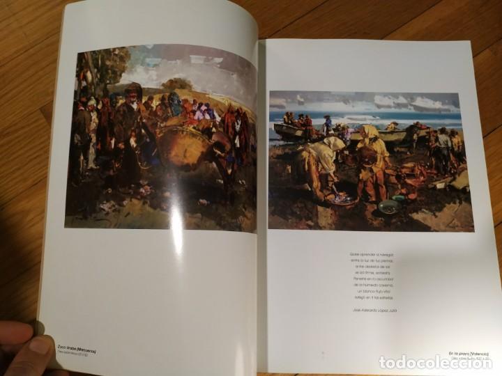 Arte: Libro de Eustaquio Segrelles, Mediterráneo, 72 páginas. Perfecto estado - Foto 3 - 158852990