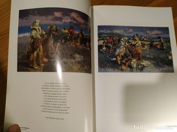 Arte: Libro de Eustaquio Segrelles, Mediterráneo, 72 páginas. Perfecto estado - Foto 4 - 158852990