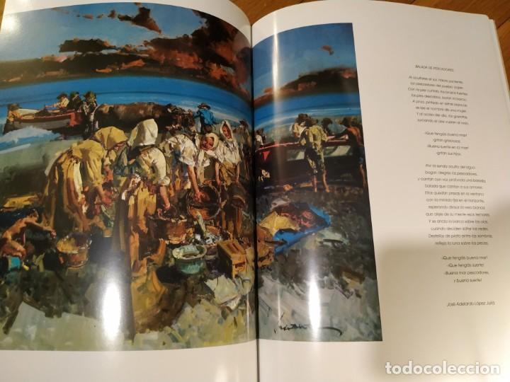 Arte: Libro de Eustaquio Segrelles, Mediterráneo, 72 páginas. Perfecto estado - Foto 7 - 158852990