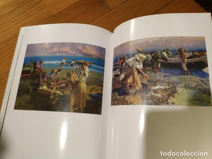 Arte: Libro de Eustaquio Segrelles, Mediterráneo, 72 páginas. Perfecto estado - Foto 8 - 158852990