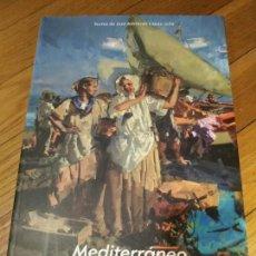 Arte: LIBRO DE EUSTAQUIO SEGRELLES, MEDITERRÁNEO, 72 PÁGINAS. PERFECTO ESTADO. Lote 158852990