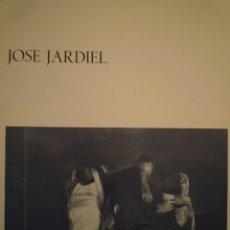 Arte: JOSÉ JARDIEL. MANUEL CONDE. CUADERNOS DE ARTE. CICLO ARTE ESPAÑOL. ATENEO MADRID. 1964. Lote 159001214