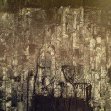 Arte: LUCIO MUÑOZ. PROLOGO DE PEDRO LAIN ENTRALGO. GALERÍA JUANA MORDÓ. MADRID. 1964. Lote 159273378