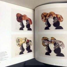 Arte: MANOLO VALDÉS. OBRA GRÁFICA 1981-2002 (85 OBRAS A COLOR. ILUSTRACIONES. EQUIPO CRÓNICA. Lote 159314402