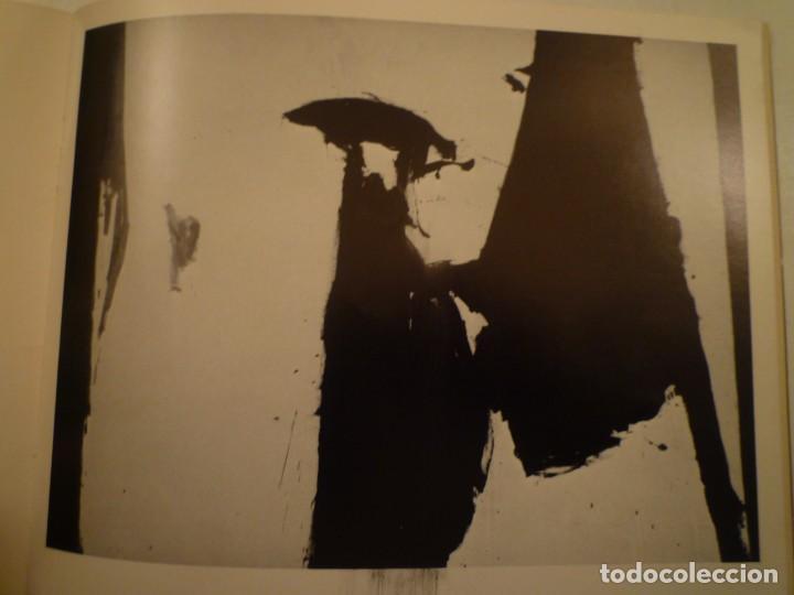 Arte: ROBERT MOTHERWELL. RETROSPECTIVA. MUSEO ARTE MODERNO. MEXICO. C.1975. + 7 FOTOGRAFÍAS. - Foto 6 - 160184414