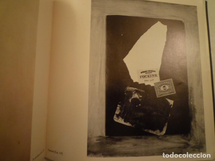 Arte: ROBERT MOTHERWELL. RETROSPECTIVA. MUSEO ARTE MODERNO. MEXICO. C.1975. + 7 FOTOGRAFÍAS. - Foto 7 - 160184414