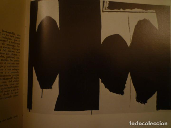 Arte: ROBERT MOTHERWELL. RETROSPECTIVA. MUSEO ARTE MODERNO. MEXICO. C.1975. + 7 FOTOGRAFÍAS. - Foto 9 - 160184414