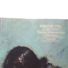 Arte: EDMUND PEEL & ASOCIADOS. PINTURA ANTIGUA , IMPRESIONISTA Y MODERNA (MARTES 23 MAYOR 1989). Lote 160380138