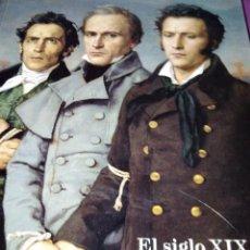 Arte: EL SGILO XIX EN EL PRADO MUSEO NACIONAL DEL PRADO JOSÉ LUIS DÍEZ Y JAVIER BARÓN 1 ED DESCATALOGADO. Lote 160959286