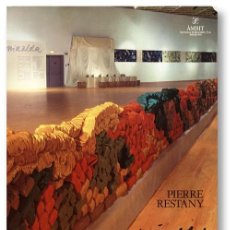 Arte: MIRALDA! 'UNE VIE D'ARTISTE' - PIERRE RESTANY – ANTONI MIRALDA (TERRASSA, 1942) . Lote 161409714