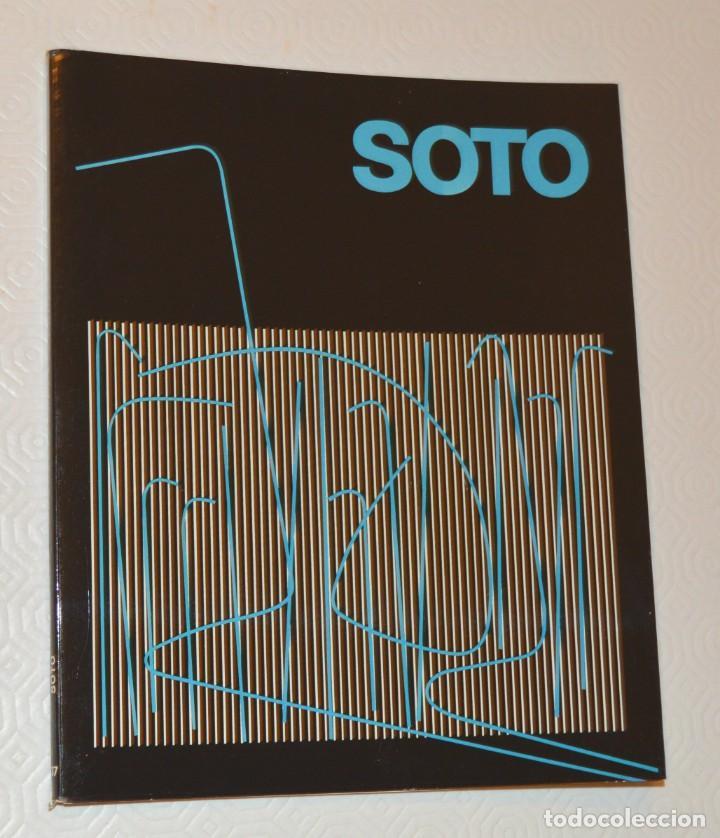 RAFAEL SOTO - LUZÁN - CON DIPTICO (Arte - Catálogos)