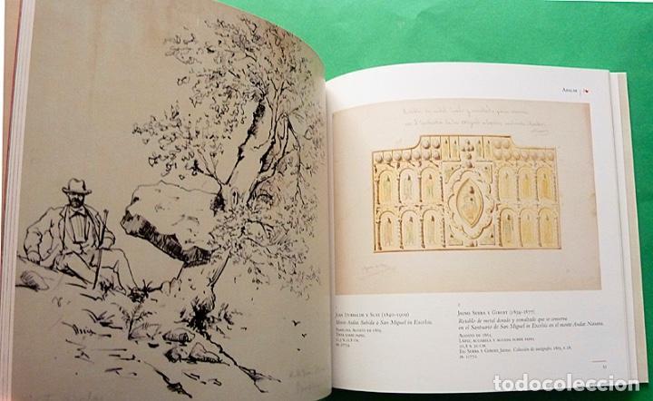 Arte: NAVARRA EN EL CORAZÓN: MONUMENTOS Y PAISAJES SIGLO XIX - CATÁLOGO - VV. AA. - FLG - 2008 - NUEVO - Foto 3 - 161729126