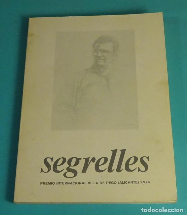 EUSTAQUIO SEGRELLES. CATÁLOGO EXPOSICIÓN OBRA ACTUAL. SALA SEGRELLES. VALENCIA 1978 (Arte - Catálogos)