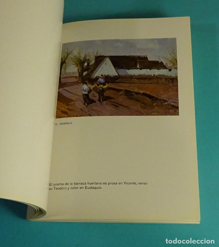 Arte: EUSTAQUIO SEGRELLES. CATÁLOGO EXPOSICIÓN OBRA ACTUAL. SALA SEGRELLES. VALENCIA 1978 - Foto 3 - 162034098