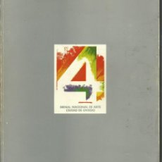 Arte: BIENAL NACIONAL DE ARTE CIUDAD DE OVIEDO, 1984, 203 PÁG,. Lote 162112266