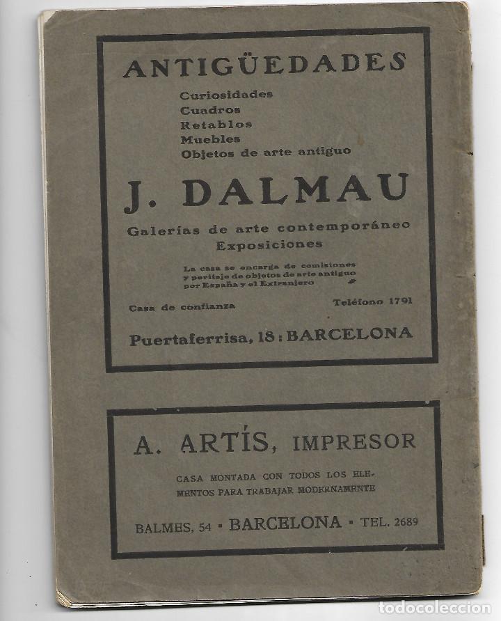 Arte: Exposición de Miniaturas Persas e Indo-Persas.Galerias J.Dalmau-Barcelona 1913 - Foto 3 - 162154250