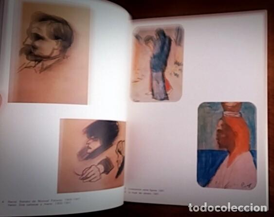 Arte: PICASSO / ANTES Y DESPUÉS . 67 ACUARELAS, DIBUJOS, GOUACHES 1897-1971. SALA GASPAR , 1974 - Foto 2 - 162606378