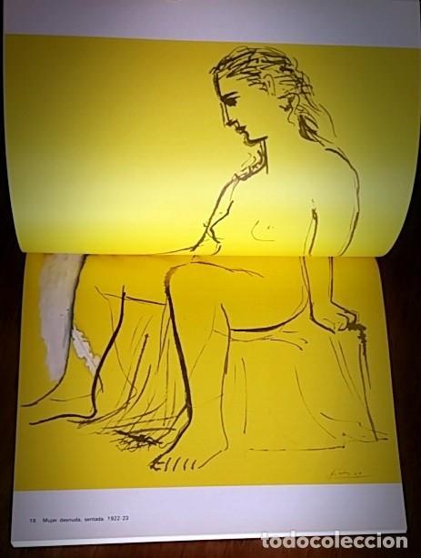 Arte: PICASSO / ANTES Y DESPUÉS . 67 ACUARELAS, DIBUJOS, GOUACHES 1897-1971. SALA GASPAR , 1974 - Foto 3 - 162606378