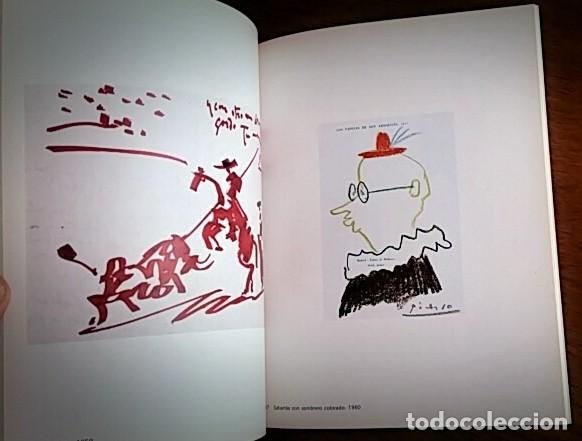 Arte: PICASSO / ANTES Y DESPUÉS . 67 ACUARELAS, DIBUJOS, GOUACHES 1897-1971. SALA GASPAR , 1974 - Foto 4 - 162606378