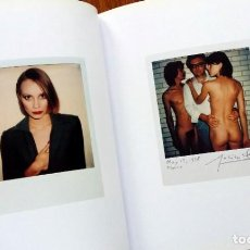 Arte: POLAROID BOOK - SELECTIONS FROM THE POLAROID COLLECTIONS OF PHOTOGRAPHY. Lote 163098718
