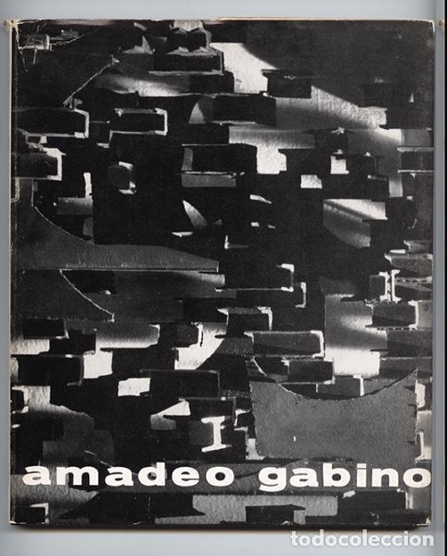 AMADEO GABINO - JUAN RAMÍREZ DE LUCAS. PABELLÓN DE ESPAÑA EN LA FERIA MUNDIAL DE NUEVA YORK 1964 (Arte - Catálogos)