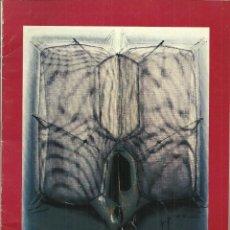 Arte: MANUEL RIVERA, GALERÍA JUANA MORDÓ 1973. Lote 163617558