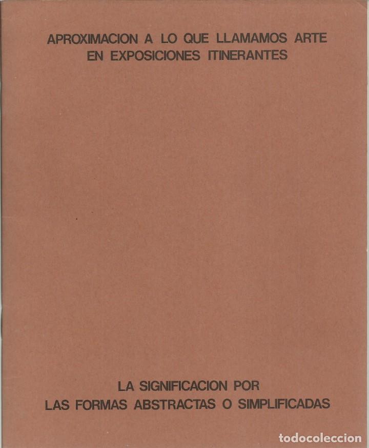 ARTE ITINERANTE EN EXPOSICIONES, (Arte - Catálogos)