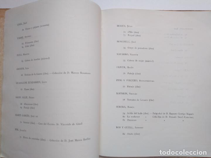 Arte: Catálogo Exposición 1926 Sociedad Artística y Literaria de Barcelona - Foto 5 - 165598218