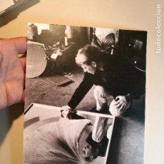 Arte: TARJETA EXPOSICION ZERO DE HEINZ MACK-GALERIA BECK EGGELING 2008----REF-D. Lote 165670134