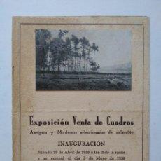 Art - Galerías Layetanas, Barcelona 1930 - 166650046