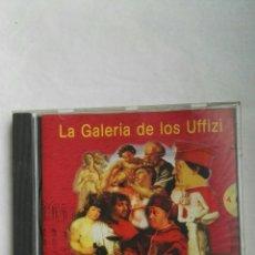 Arte: LA GALERÍA DE LOS UFFIZI CD ROM. Lote 168123140