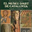 Arte: EL MUSEU D'ART DE CATALUNYA. Lote 168187324