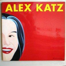 Arte: ALEX KATZ - JUAN MANUEL BONET, KEVIN POWER – IVAM CENTRE JULIO GONZÁLEZ 1996. Lote 168496320