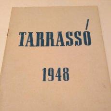 Arte: TARRASSÓ . 1948. Lote 168540820