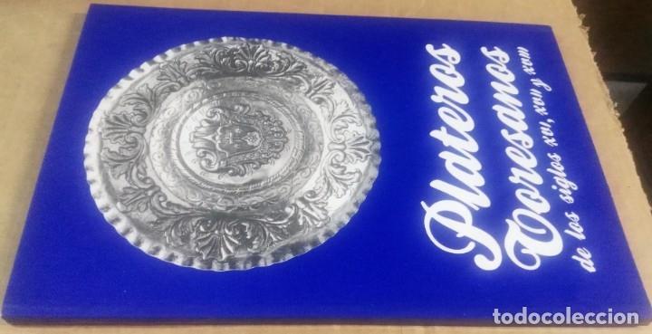 Arte: J. Navarro Talegón, Plateros toresanos de los siglos XVI, XVII y XVIII, catálogo, Zamora, 1988 - Foto 2 - 169032500